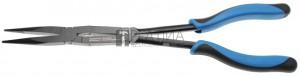 BGS Technic Dupla áttételes fogó | egyenes hegyű | 350 mm
