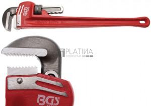 BGS Technic Egykezes csőfogó | 600 mm | 38 - 64 mm