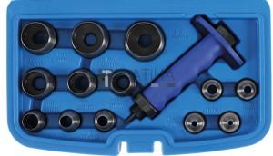 BGS Technic Lyukasztó készlet | 5 - 35 mm | 14 darabos