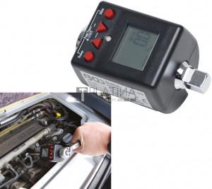 BGS Technic Digitális nyomaték-adapter | 10 mm (3/8 ) | 27 - 135 Nm