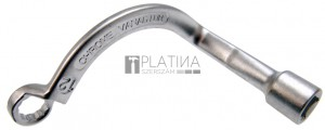 BGS Technic Speciális kulcs turbófeltöltőhöz, tizenkétszögletű | VW, Audi | 12 mm