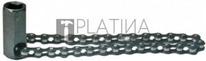 BGS Kraftmann Univerzális láncos olajszűrő-leszedő | 12,5 mm (1/2 ) | Ø 100 mm