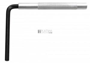 BGS Technic Derékszögű kulcs féknyereghez | Belső hatszögletű 7 mm