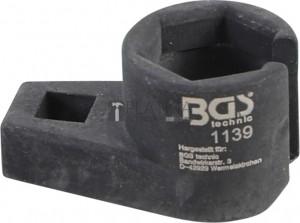 BGS Technic Lambda-szonda kulcs | 10 mm (3/8 ) | 22 mm
