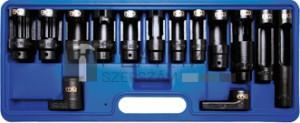 BGS Technic Lambda-szenzor adapter készlet | 14 darabos