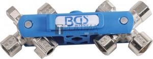 BGS Technic Univerzális kulcs SuBMaker Quadro 10 az 1-ben