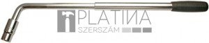 BGS Kraftmann Kerékanyag-kulcs | 12,5 mm (1/2 ) | 17 / 19