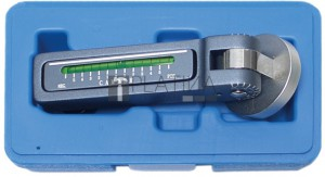 BGS Technic Mágneses kerékdőlés szögbeállító dupla állítási lehetőséggel