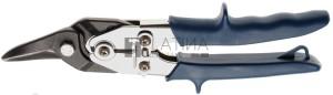 BGS Technic Lemezvágó olló balos/egyenes | 260 mm