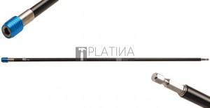 BGS Technic Automatikus csavarfej-befogó | Belső hatszögletű 6,3 mm (1/4 ) | 600 mm