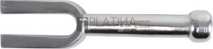 BGS Technic Gömbcsukló kiütő villa | 200 mm | Villa 18 mm