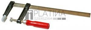 BGS Kraftmann Csavaros szorító | 300 x 80 mm
