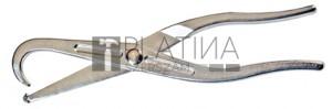 BGS Technic Fékkötél fogó   210 mm