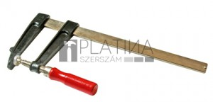 BGS Kraftmann Csavaros szorító | 300 x 120 mm