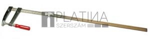 BGS Kraftmann Csavaros szorító | 800 x 120 mm