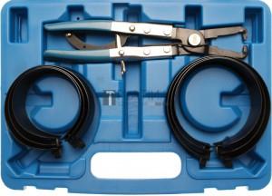 BGS Technic Dugattyúgyűrű-feszítőszalag készlet | 7 darabos