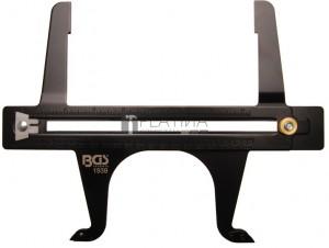 BGS Technic Fékdob mérőeszköz   160 - 360 mm