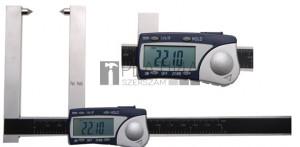 BGS Technic Digitális féktárcsa vastagságmérő | 140 mm