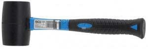 BGS Technic Gumikalapács üvegszálas nyéllel | 500 g