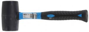 BGS Technic Gumikalapács üvegszálas nyéllel | 750 g