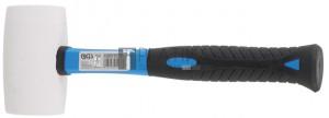 BGS Technic Gumikalapács | fehér fejű | Ø 64 mm | 750 g