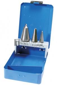 BGS Technic Kúpos fúró készlet | HSS | 3 méret | 3 darabos
