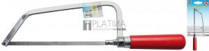 BGS Kraftmann Háztartási fűrészkeret | 150 mm