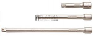 BGS Technic Billenős hosszabbító készlet | 10 mm (3/8 ) | 75/150/250 mm | 3 darabos