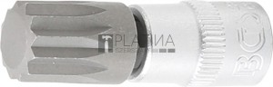 BGS Technic Behajtófej | 6,3 mm (1/4 ) | (XZN) M12
