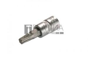 BGS Technic Behajtófej | 6,3 mm (1/4) | T-profil (Torx) T35