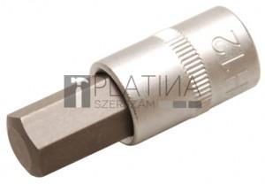 BGS Technic Behajtófej | 10 mm (3/8 ) | Belső hatszögletű 12 mm
