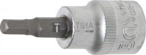 BGS Technic Behajtófej | 10 mm (3/8 ) | Belső hatszögletű 3/16