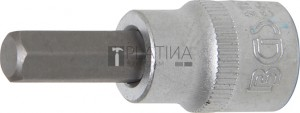 BGS Technic Behajtófej | 10 mm (3/8 ) | Belső hatszögletű 5/16