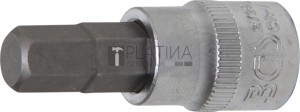 BGS Technic Behajtófej | 10 mm (3/8 ) | Belső hatszögletű 3/8