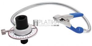BGS Technic Szögrehúzó tárcsa rögzítőcsipesszel | 12,5 mm (1/2)