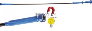 BGS Technic Mágneses lámpás csavarfelszedő   615 mm