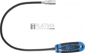BGS Technic Mágneses LED-es felszedő   600 mm   Húzóerő: 1,5 kg