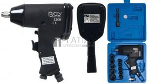 BGS Technic Légkulcs készlet | 12,5 mm (1/2 ) | 366 Nm | 16 darabos
