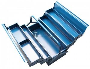 BGS Technic Szerelői szerszámtáska | 430 x 200 x 200 mm | 5 darabos