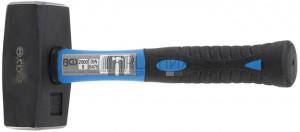 BGS Technic Ráverő kalapács üvegszálas nyéllel | 2000 g