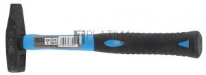 BGS Technic Lakatoskalapács | Üvegszál anyagú nyél | 300 g