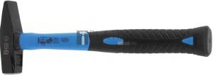 BGS Technic Lakatoskalapács | Üvegszál anyagú nyél | 500 g