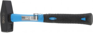 BGS Technic Lakatoskalapács | Üvegszál anyagú nyél | 1500 g