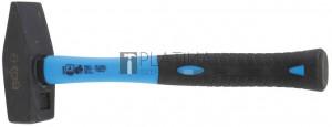 BGS Technic Lakatoskalapács | Üvegszál anyagú nyél | 2000 g