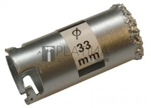 BGS Technic Koronafúró csempéhez | Ø 33 mm