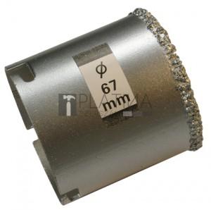 BGS Technic Koronafúró csempéhez | Ø 67 mm