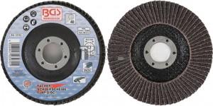 BGS Technic lamellás csiszolótárcsa | Ø 115 mm | K 40
