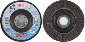 BGS Technic lamellás csiszolótárcsa | Ø 115 mm | K 80