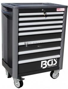 BGS Technic Műhelykocsi | 8 fiók | üres