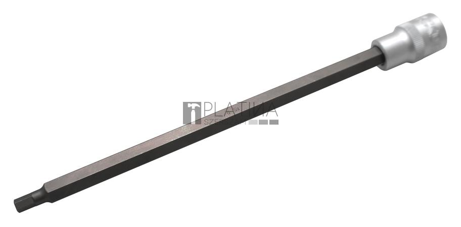 BGS Technic Behajtófej | Hossz 240 mm | 12,5 mm (1/2) | Belső hatszögletű 6 mm